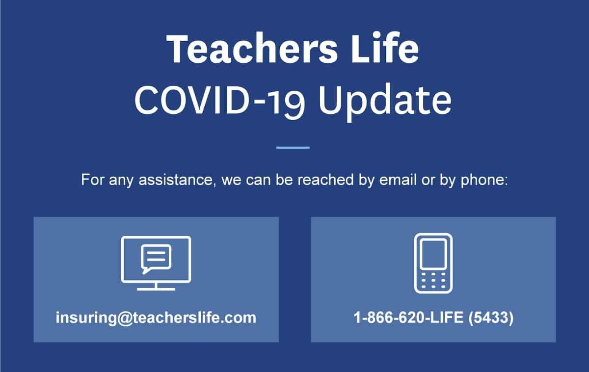 Teachers Life Covid 19 Update