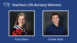 Meet the 2020 Teachers Life Bursary Winners!