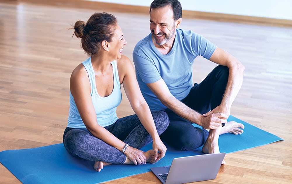 no gym required get fit at home