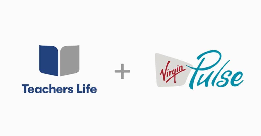 virgin pulse and teachers life partnership