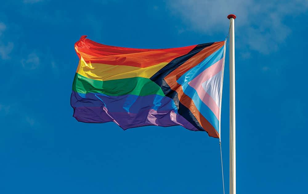 new pride flag 2021
